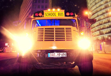 Partybus Berlin - US School Bus