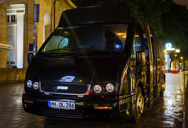 Partybus Hamburg - Party Shuttle Bus