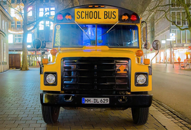 Partybus Hamburg - US School Bus