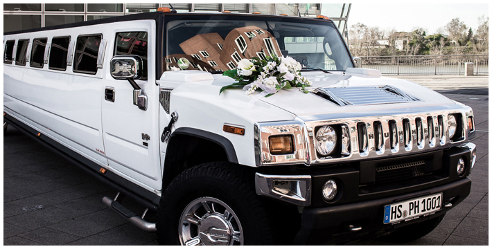 Stretch Hummer Limo in NRW mieten