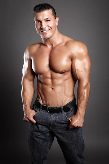Limo Strip - Stripper Brandon aus Hamburg - Limostrip.com