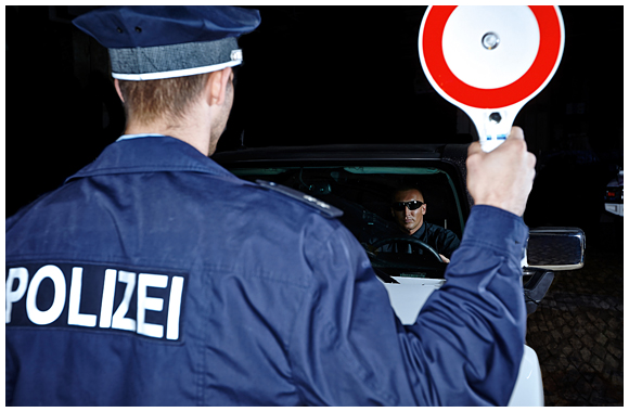 Polizeistrip